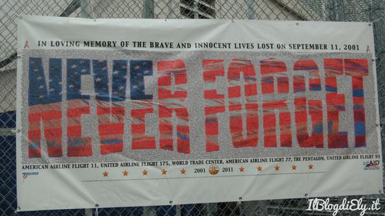 never forget 9/11 organizzare un viaggio a new york