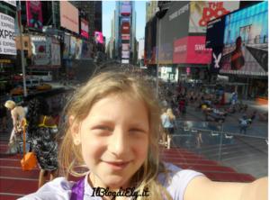 fotografie a new york selfie