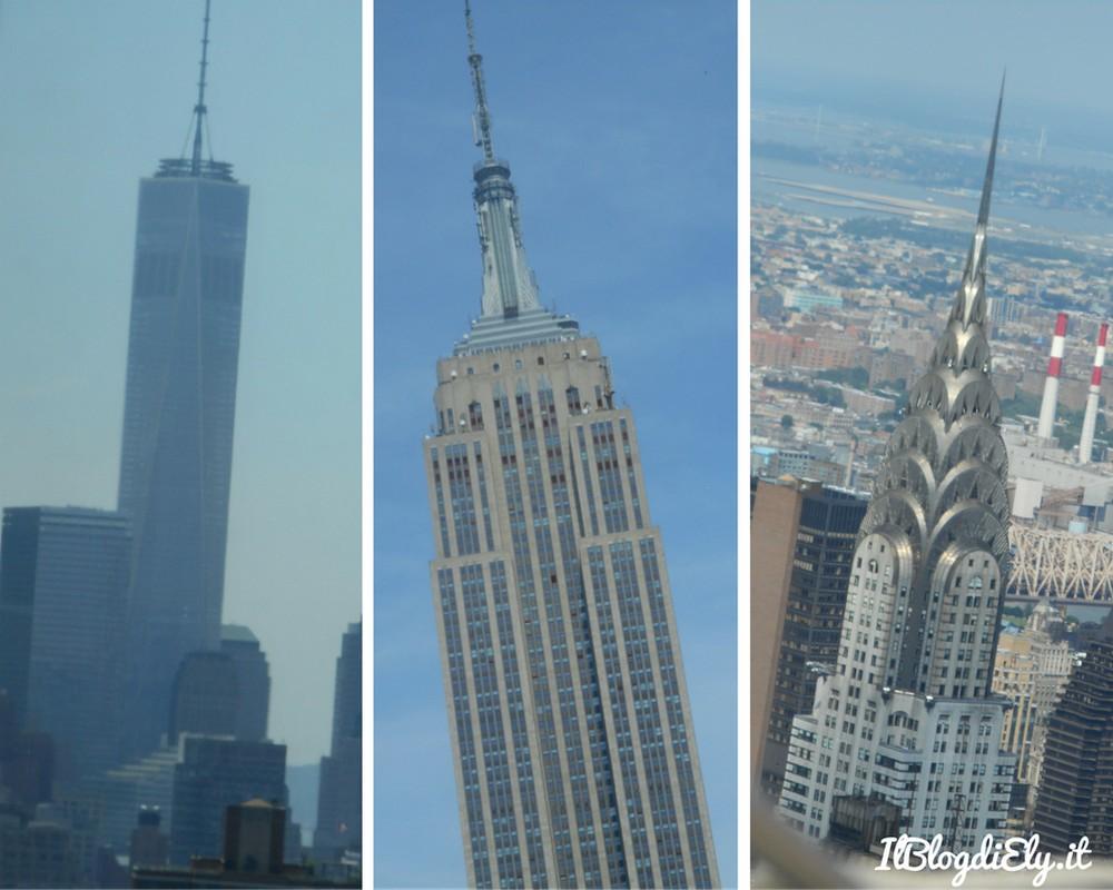 consigli per fotografie a new york grattacieli storti