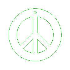 peace accessori anni 70