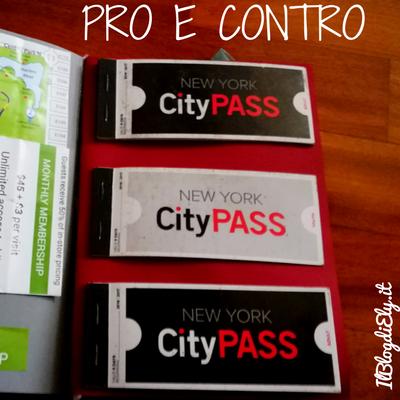 ny city pass conviene o non conviene