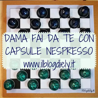 Dama fai da te con capsule nespresso tutorial per for Porta capsule fai da te