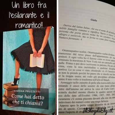 Un libro fra l'esilarante e il romantico