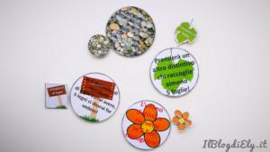 distintivi e medaglie fai da te da scaricare e stampare
