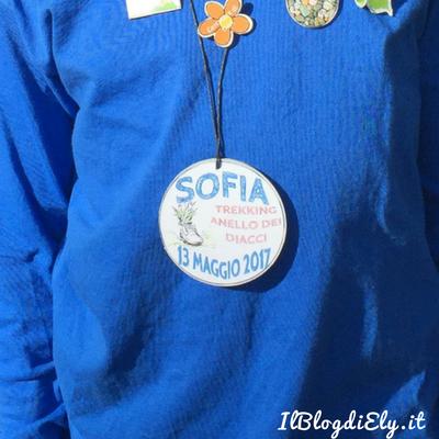 medaglia della felicità per bambini