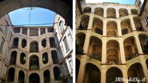 palazzo dello spagnolo rione sanità