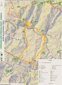 trekking anello dei diacci percorso