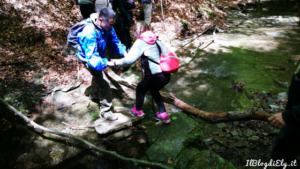 trekking con bambini fra toscana ed emilia romagna