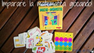 Imparare la matematica giocando a mathe monster