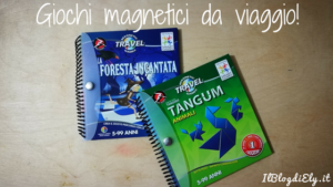 giochi magnetici da viaggio per bambini