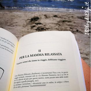 mamma rilassata libro bimbi e viaggi