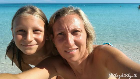 il bello di viaggiare con famiglia selfie