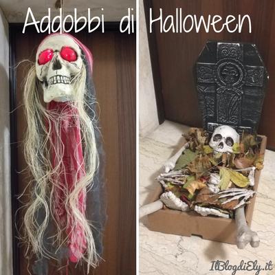 Addobbi di Halloween