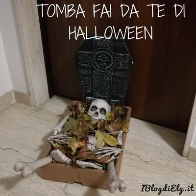 tomba fai da te di halloween