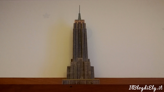 arredamento e viaggi puzzle 3D empire state building