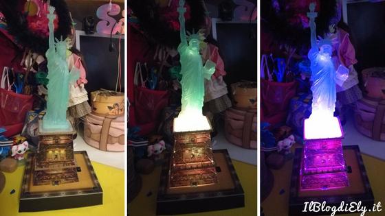 arredamento e viaggi statua della libertà 3d