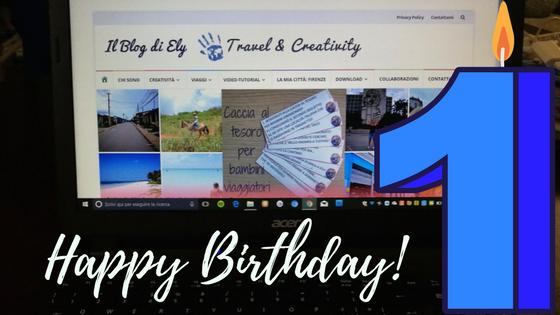 buon compleanno a il blog di ely