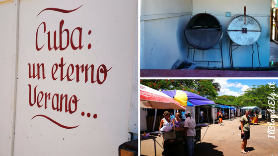 street food playa larga dove mangiare