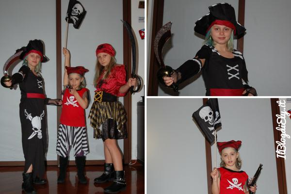 feste a tema per viaggiatori pirati dei caraibi