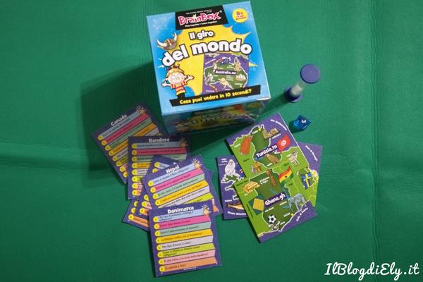 giochi per bambini a tema viaggio il giro del mondo