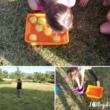 giochi per bambini per festa in giardino con acqua