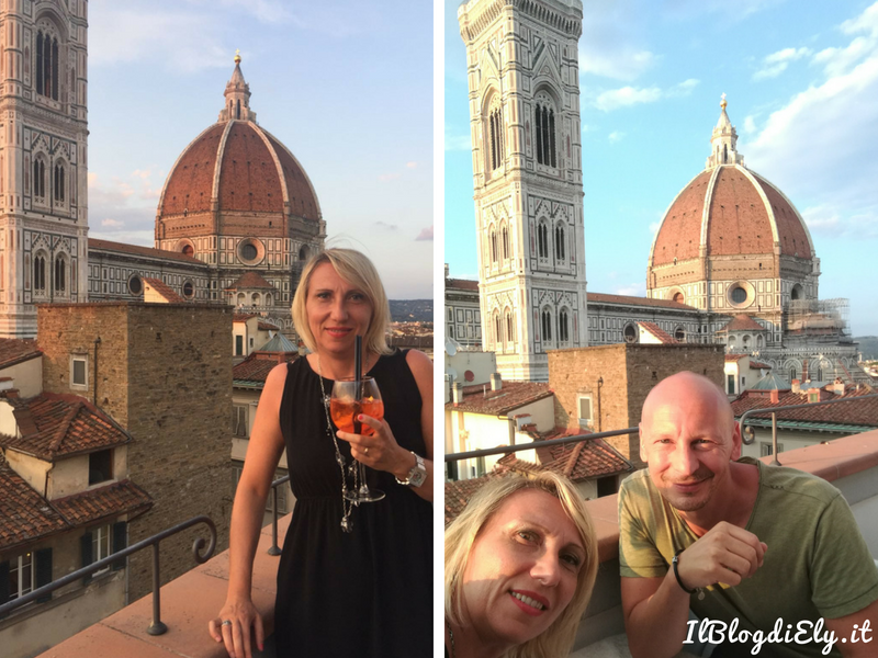 Aperitivo A Firenze In Terrazza Panoramica View On Art