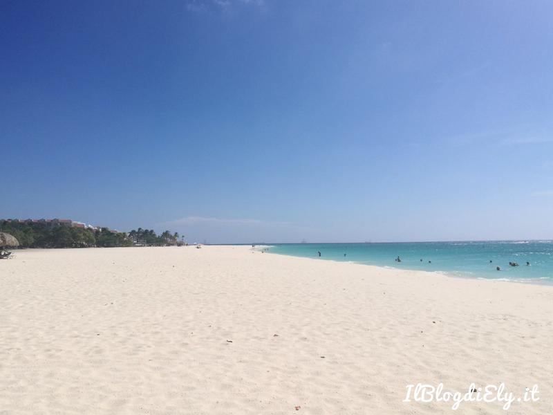 aruba spiagge