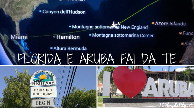 Florida e Aruba fai da te itinerario tre settimane