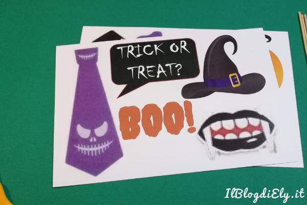 disegni di halloween da scaricare e stampare bambini