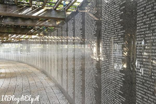 nomi vittime memoriale olocausto miami
