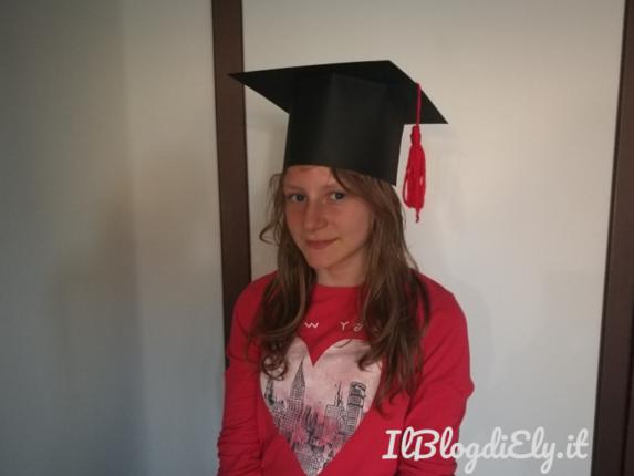 tutorial cappello laurea